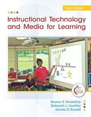 Instructional Technology and Media for Learning 10th Edition 9780138008154 0138008159