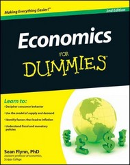 Economics For Dummies 2nd edition 9780470879481 0470879483