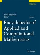 Encyclopedia of Applied and Computational Mathematics 1st Edition 9783540705284 3540705287