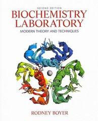 Biochemistry Laboratory 2nd Edition 9780321830579 0321830571