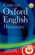 Concise Oxford English Dictionary 12th Edition 9780199601080 0199601089