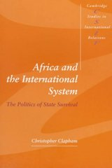 Africa and the International System 0 9780521576680 0521576687