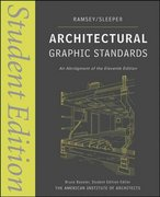 Architectural Graphic Standards 11th Edition 9780470085462 0470085460