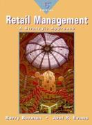 Retail Management 6th edition 9780023086618 0023086610