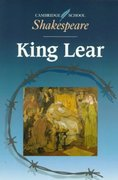 King Lear 1st Edition 9780521466974 0521466970