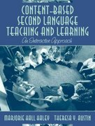 Content-Based Second Language Teaching and Learning 1st edition 9780205344277 0205344275