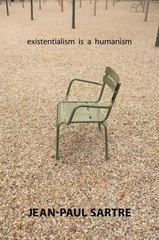 Existentialism Is a Humanism 0 9780300115468 0300115466