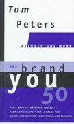 The Brand You50 (Reinventing Work) 1st Edition 9780375407727 0375407723