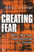 Creating Fear 1st Edition 9780202306605 0202306607