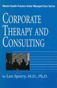 Corporate Therapy And Consulting 1st edition 9780876308202 0876308205