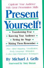 Present Yourself! 1st Edition 9780915190515 0915190516