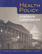 Healthy Policy 4th edition 9780763707538 0763707538