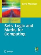 Sets, Logic and Maths for Computing 1st edition 9781846288449 1846288444