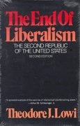 The End of Liberalism 2nd Edition 9780393090000 0393090000