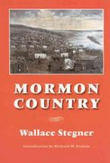 Mormon Country 2nd Edition 9780803293052 0803293054