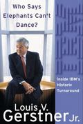 Who Says Elephants Can't Dance 1st Edition 9780060523794 0060523794