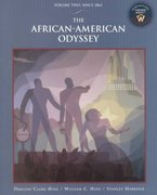 The African-American Odyssey since 1865 0 9780137588480 0137588488