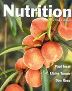 Nutrition 2nd edition 9780763707651 0763707651