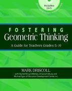 Fostering Geometric Thinking 1st Edition 9780325011486 0325011486
