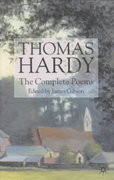 Thomas Hardy: The Complete Poems 0 9780333949290 0333949293