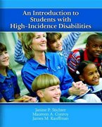 An Introduction to Students with High-Incidence Disabilities 1st Edition 9780131178021 0131178024
