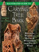 Carving Tree Bark 0 9781565232181 1565232186