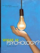 What is Psychology? 2nd edition 9780495553373 0495553379