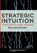 Strategic Intuition 1st Edition 9780231142687 0231142684