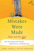 Mistakes Were Made (but Not by Me) 1st edition 9780151010981 0151010986