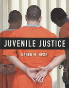 Juvenile Justice 5th edition 9780495504375 0495504378