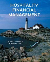 Hospitality Financial Management 1st Edition 9780471692164 0471692166