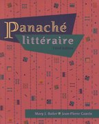 Panache litteraire (Book Only) 3rd edition 9780838442340 083844234X