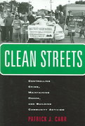 Clean Streets 1st Edition 9780814716632 0814716636