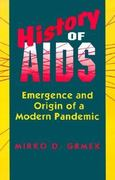 History of AIDS 1st edition 9780691024776 0691024774