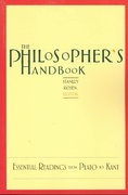 The Philosopher's Handbook 1st Edition 9780375720116 0375720111