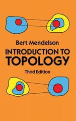 Introduction to Topology 3rd Edition 9780486663524 0486663523