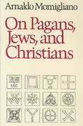 On Pagans, Jews, and Christians 0 9780819562180 0819562181