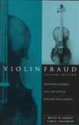 Violin Fraud 2nd edition 9780198166559 0198166559