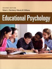 Educational Psychology 2nd edition 9780205626076 0205626076