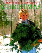 Martha Stewart's Christmas 1st edition 9780517574164 0517574160
