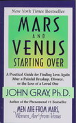 Mars and Venus Starting Over 0 9780061098383 0061098388