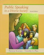 Public Speaking in a Diverse Society 2nd edition 9780767402873 0767402871