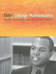 College Mathematics for the Managerial, Life, and Social Sciences 7th edition 9780495119692 0495119695