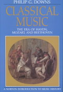 Classical Music 1st Edition 9780393951912 039395191X