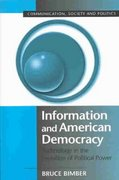 Information and American Democracy 1st Edition 9780521804929 0521804922