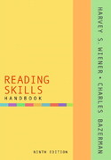 Reading Skills Handbook 9th edition 9780321199249 0321199243