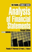 Analysis of Financial Statements 2nd edition 9780471719649 0471719641