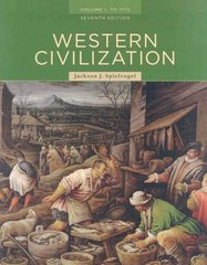 Western Civilization 7th edition 9780495502869 0495502863