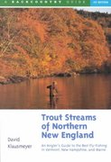 Trout Streams of Northern New England 0 9780881504620 0881504629