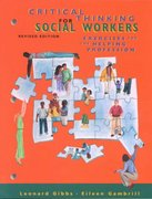 Critical Thinking for Social Workers 2nd edition 9780761986089 0761986081